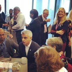 Dementia Action Week 2018 - London Dementia-friendly sumit with Sadiq Khan (Mayor of London)
