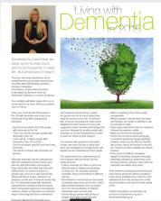 Dementia article in RE magazine