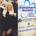 Carrying out dementia friends sessions for colleagues, trustees, members of the public and councillors.